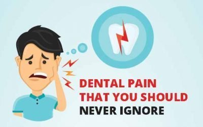 Dental Pain that You Should Never Ignore