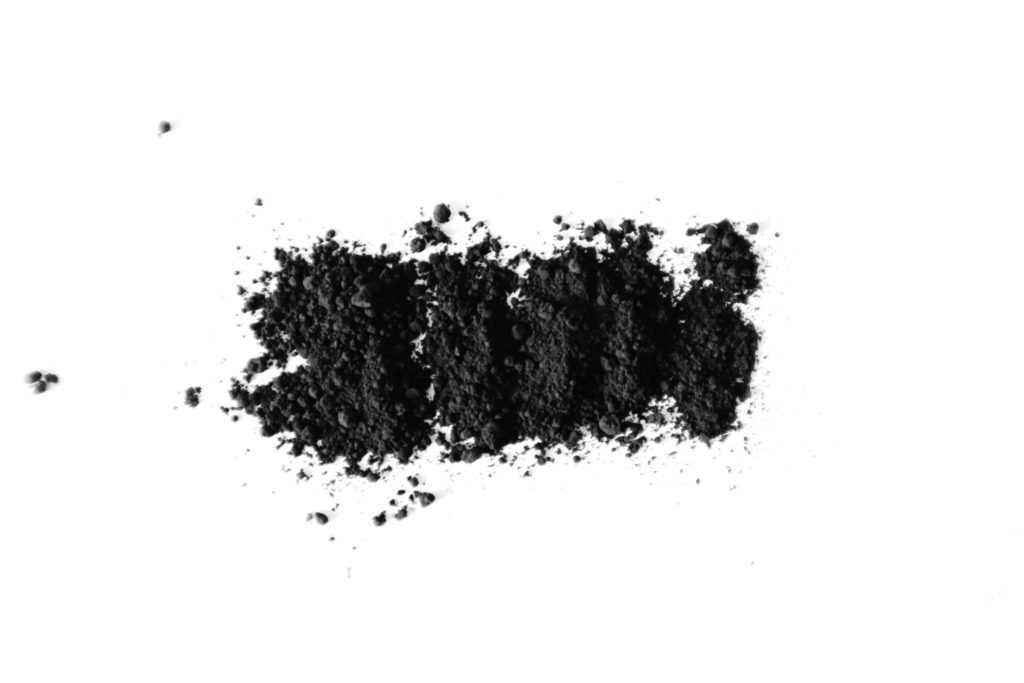 Brushing with Charcoal