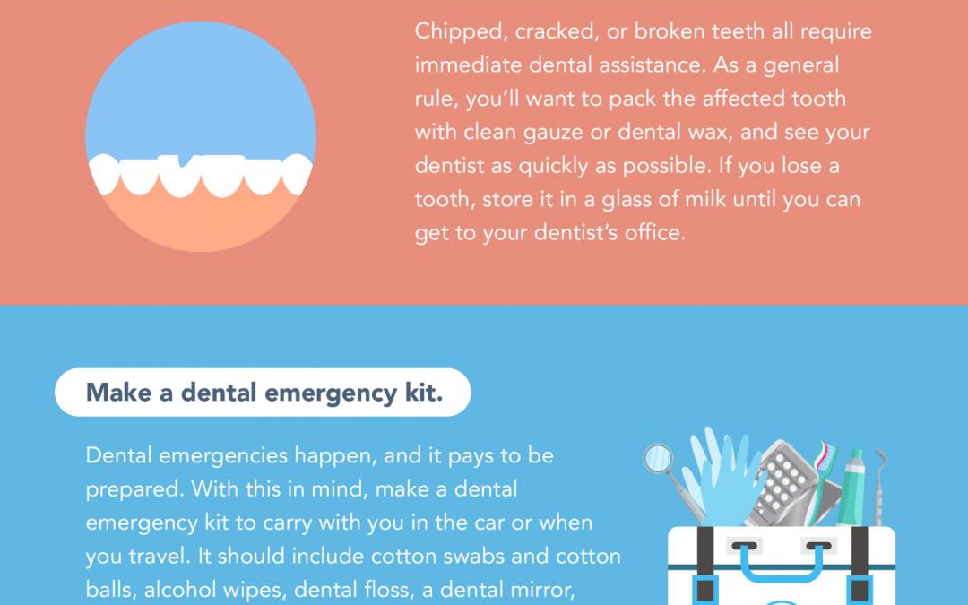 Dental Emergencies: So How Do You Prepare?